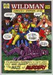 Wildman Comics & Stories #10