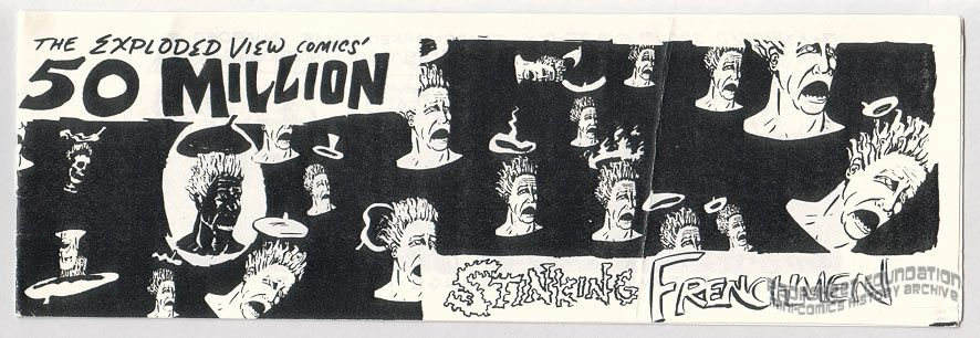 Exploded View Comics, The #1
