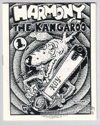 Harmony the Kangaroo #1