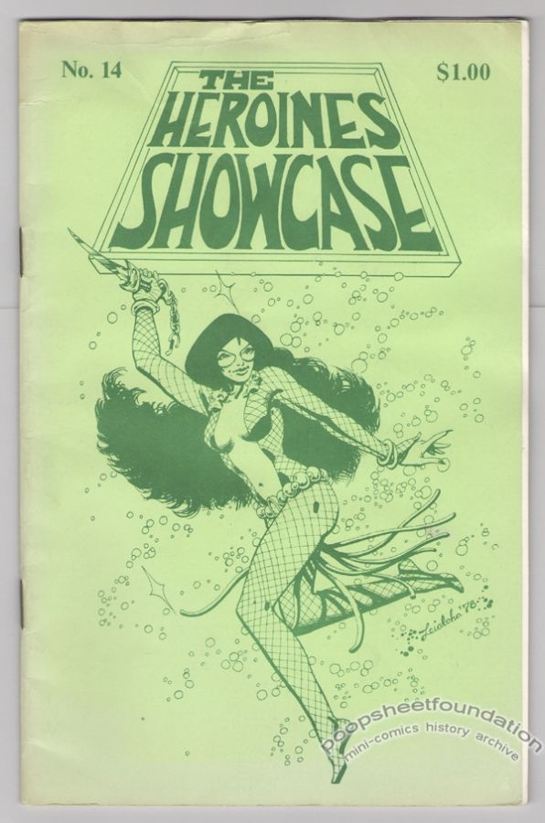 Heroines Showcase, The #14