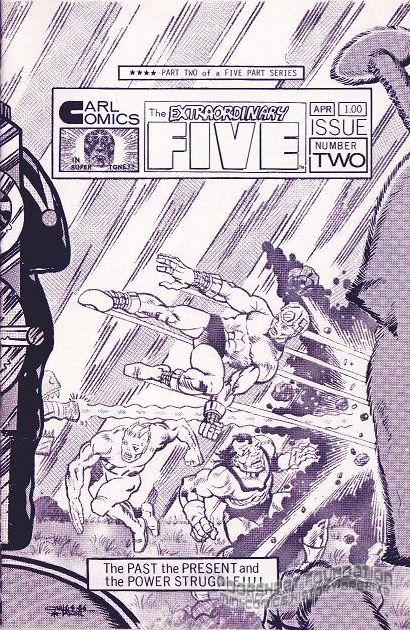 Extraordinary Five #2
