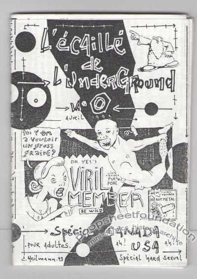 L'ecaille de l'underground #0