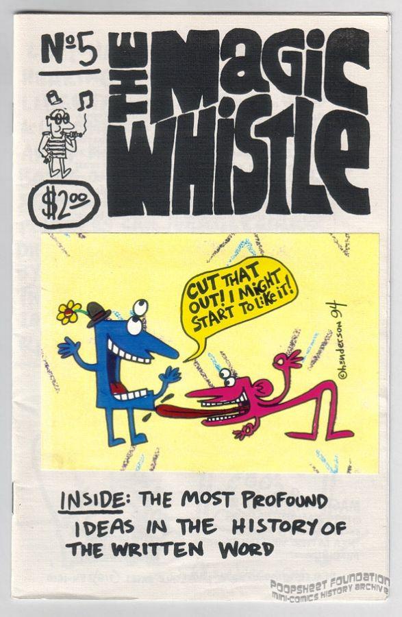 Magic Whistle #5