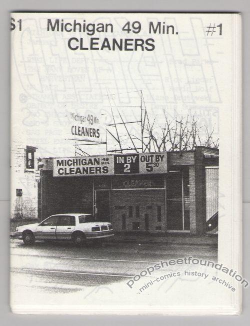 Michigan 49 Min. Cleaners #1