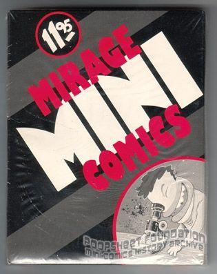 Mirage Mini Comics