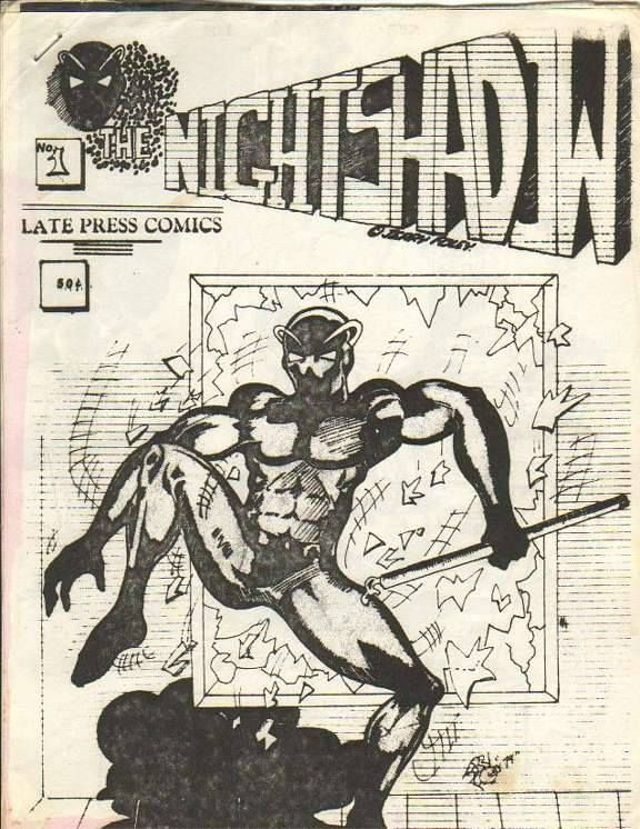 Nightshadow, The #1