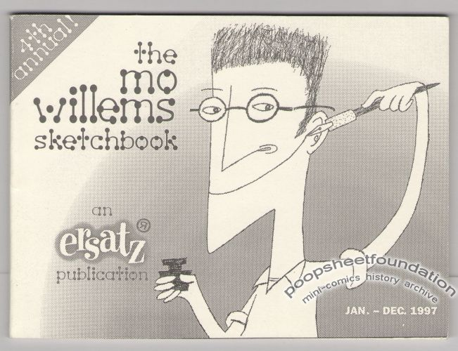 Mo Willems Sketchbook, The 1997