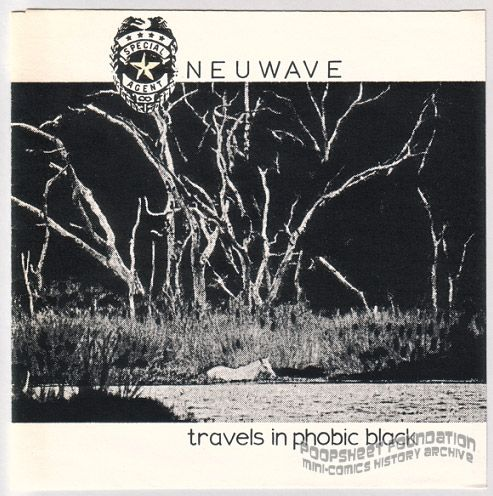 Neuwave - Travels in Phobic Black