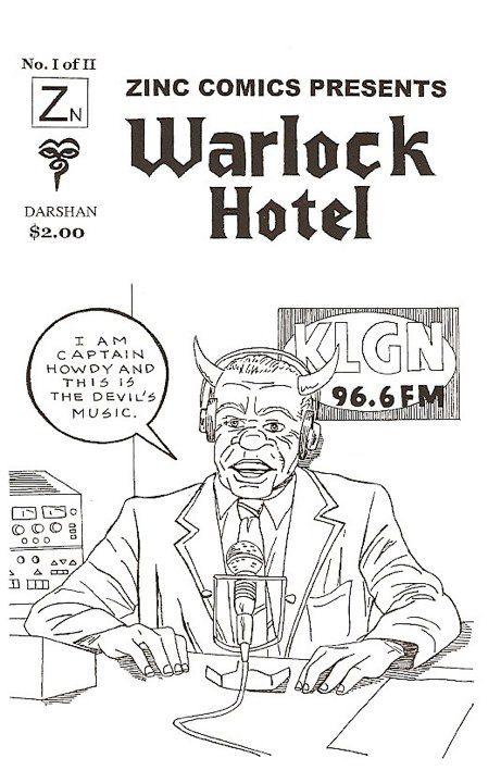 Zinc Comics Presents #1: Warlock Hotel