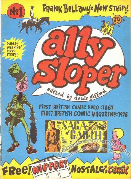 Ally Sloper #1