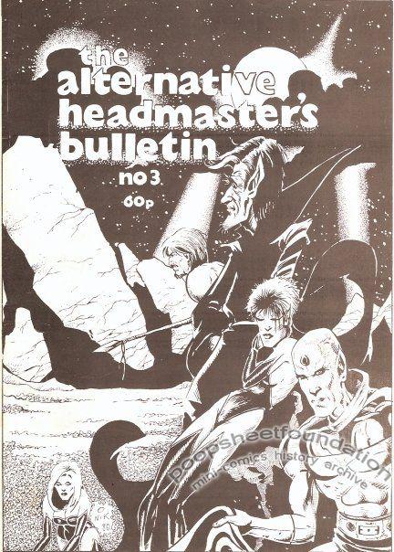 Alternative Headmaster's Bulletin, The #3