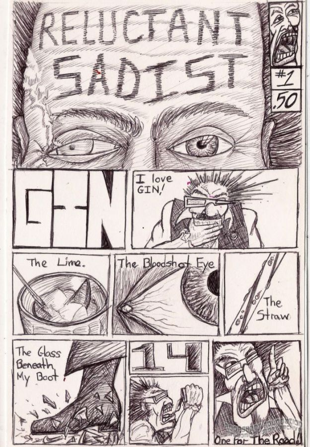 Reluctant Sadist #1
