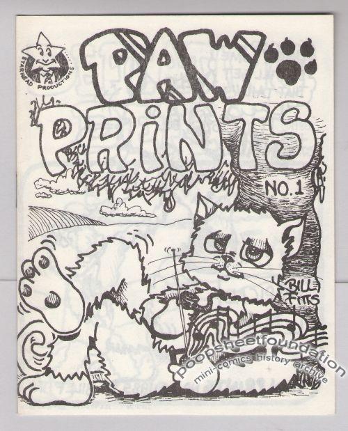 Paw Prints #1