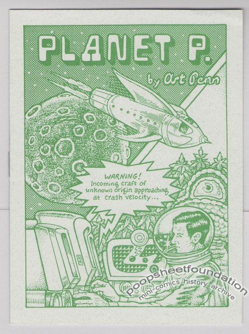 Planet P.