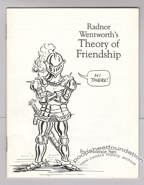 Radnor Wentworth's Theory of Friendship