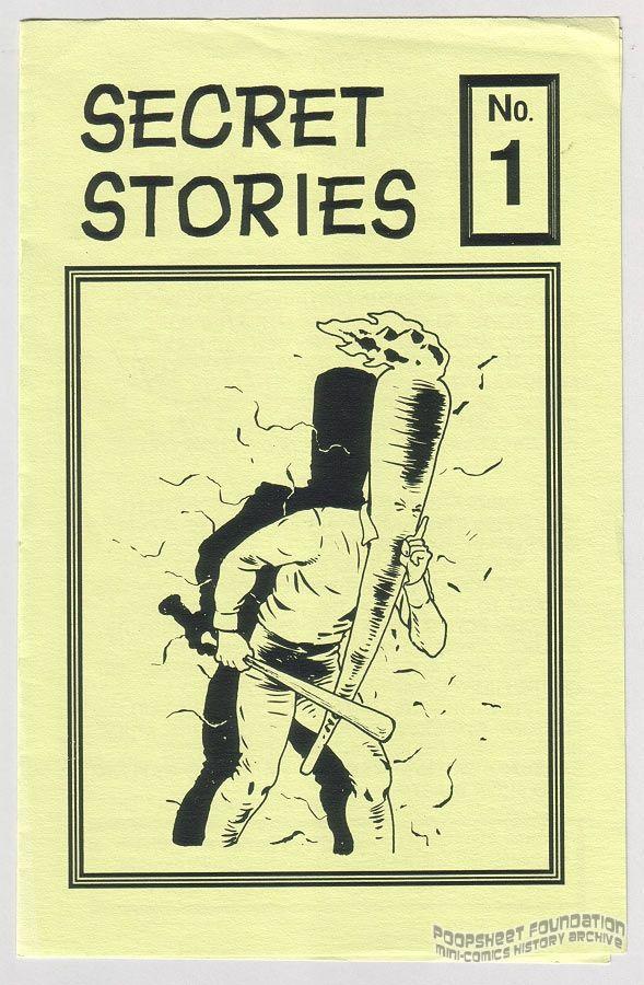 Secret Stories #1