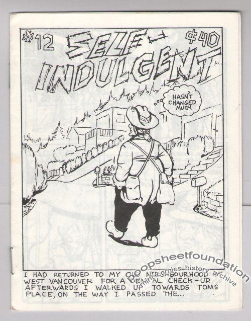 Self-Indulgent Comics #12
