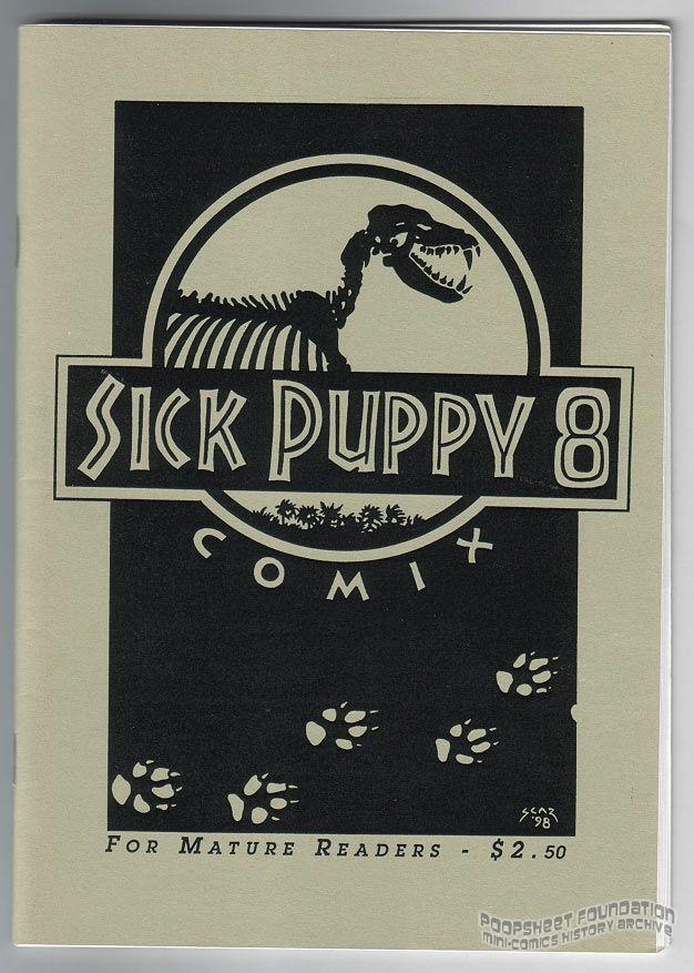 Sick Puppy #08