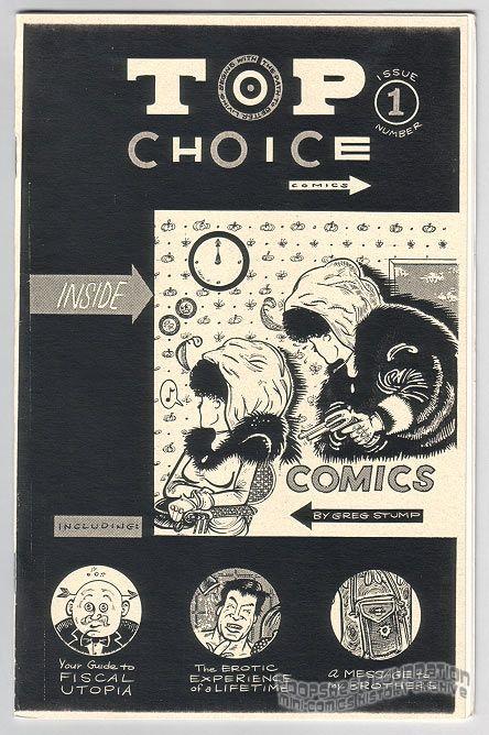 Top Choice Comics #1