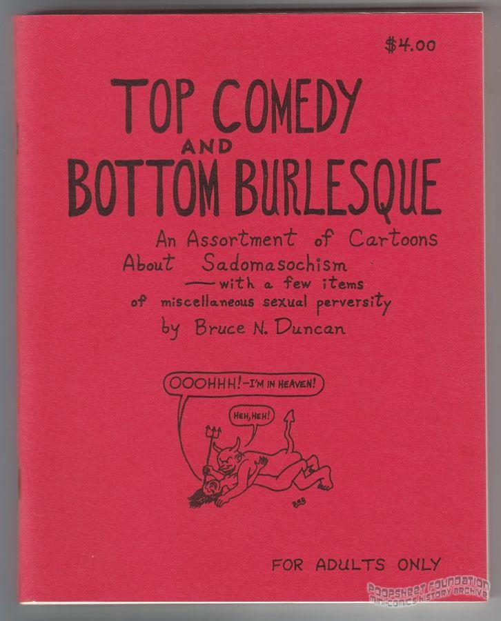 Top Comedy and Bottom Burlesque
