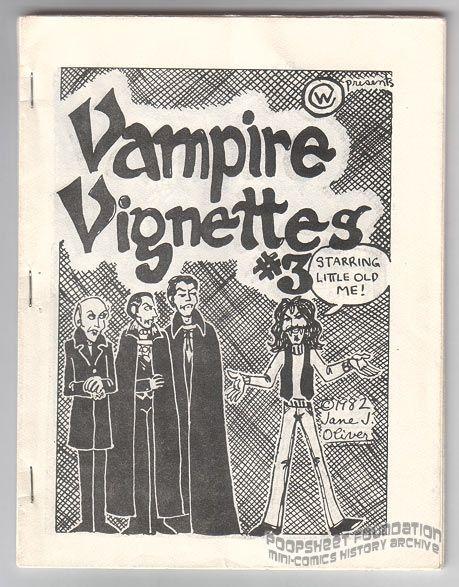 Vampire Vignettes (bound collection)