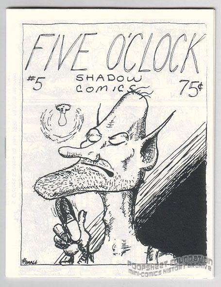 5 O'Clock Shadow #05