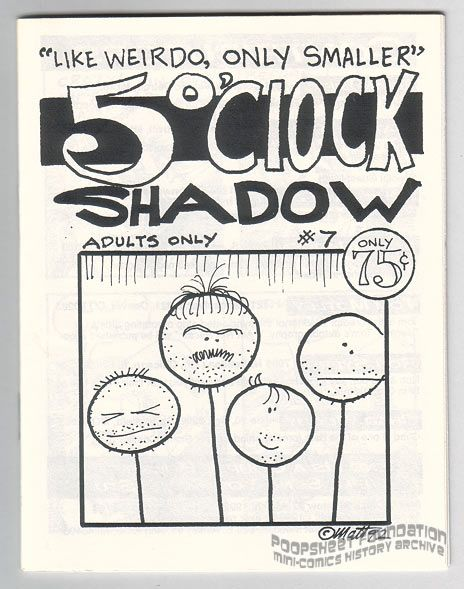 5 O'Clock Shadow #07