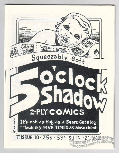 5 O'Clock Shadow #10