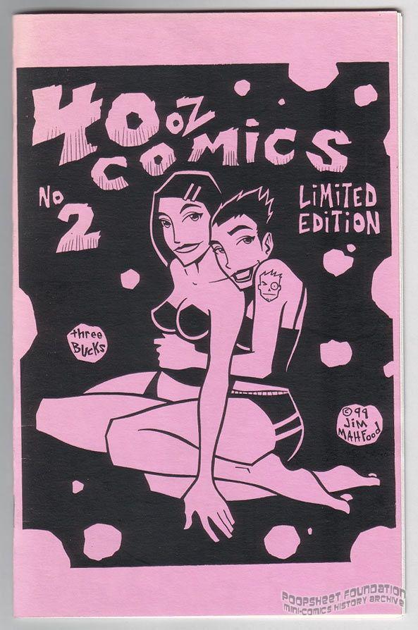 40 oz Comics #2