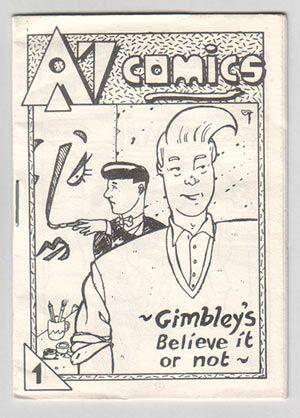 A7 Comics #1