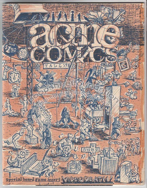 Acme Comics #6