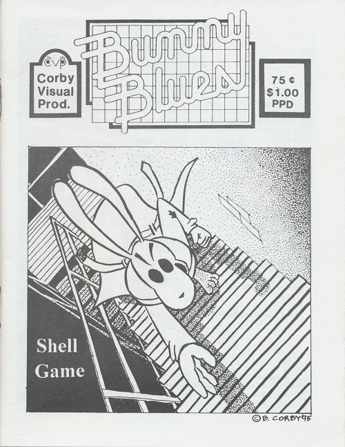 Bunny Blues - Shell Game
