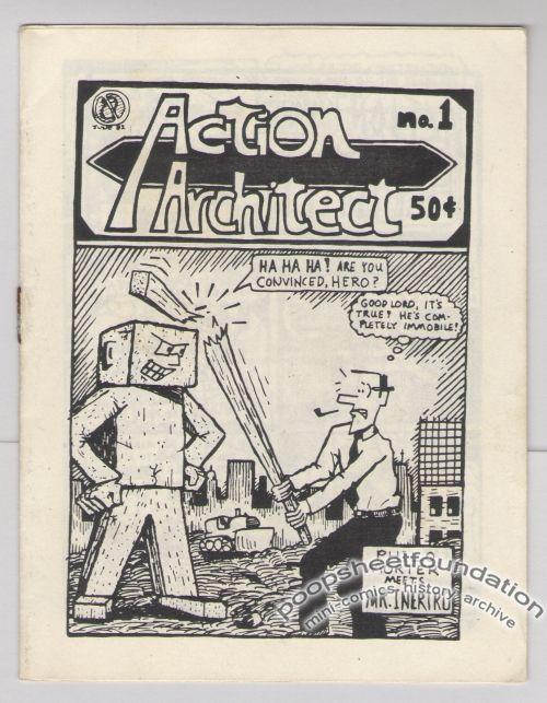 Action Architect #1