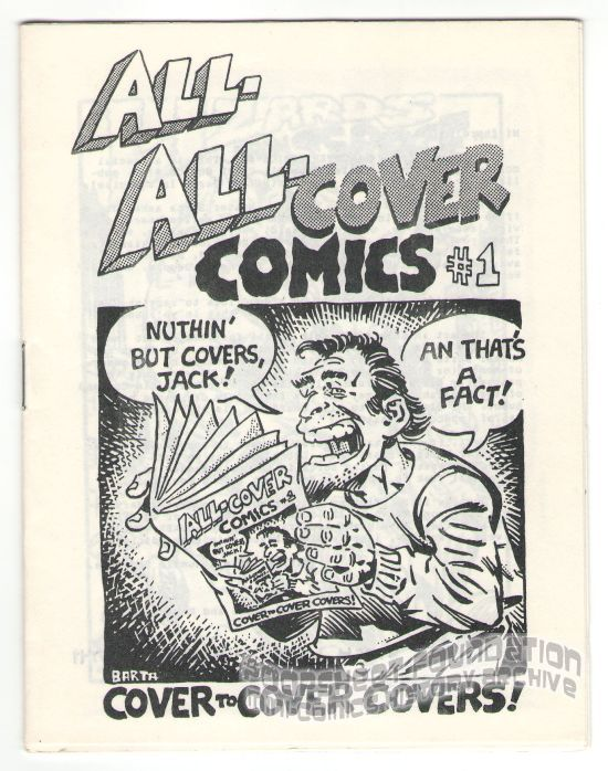 All-All-Cover Comics #1