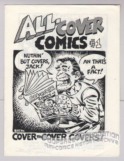 All-Cover Comics #01