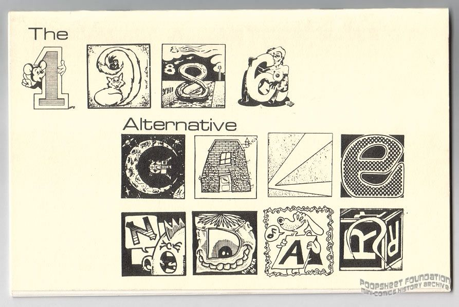 1986 Alternative Calendar, The