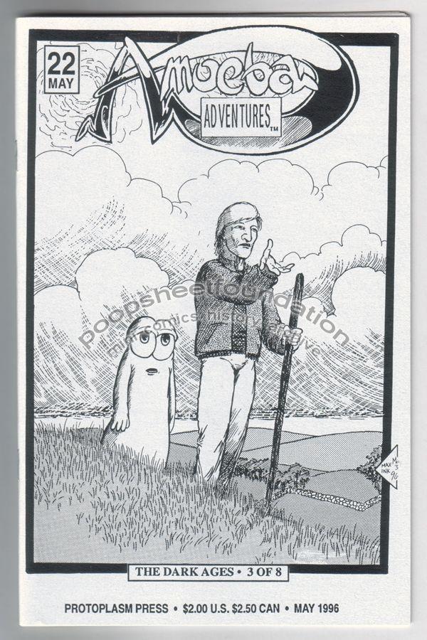 Amoeba Adventures #22