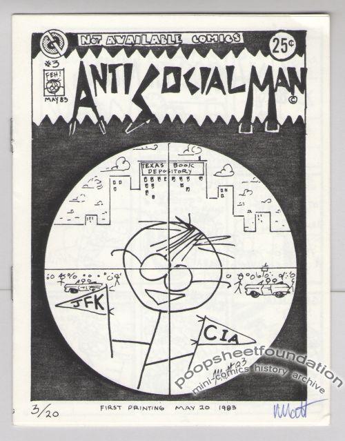 Antisocialman #3
