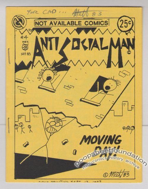 Antisocialman #4