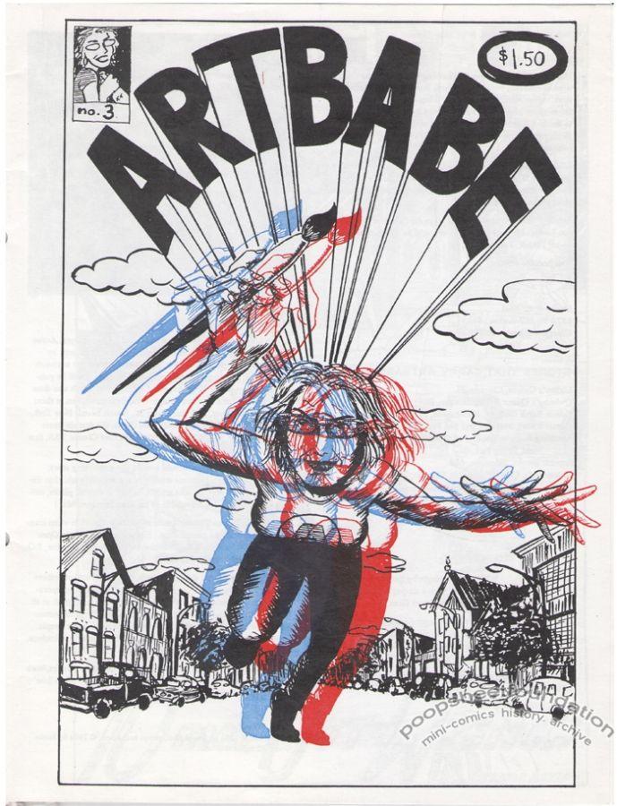Artbabe #3
