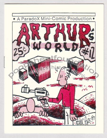 Arthur's World #12