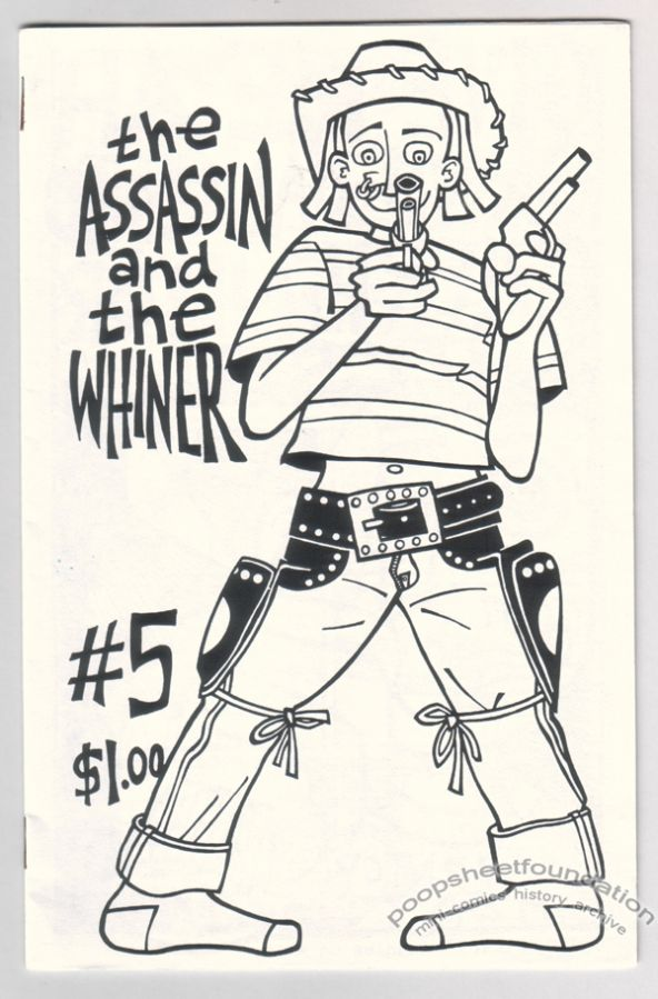 Assassin and the Whiner, The #05