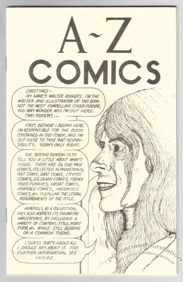 A-Z Comics