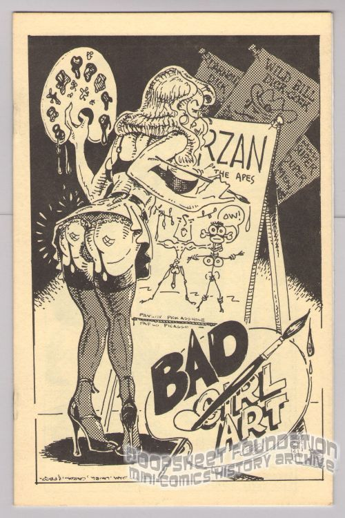 Bad Girl Art #2