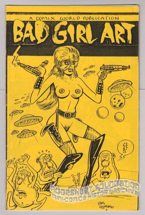 Bad Girl Art #6