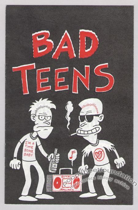 Bad Teens (2nd)