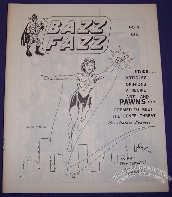 Bazz Fazz #2