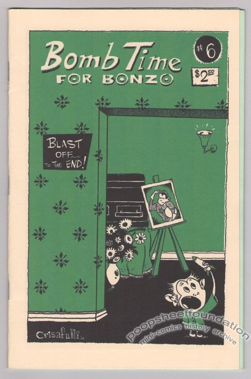Bomb Time for Bonzo #6