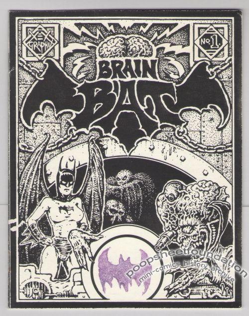Brain Bat #1