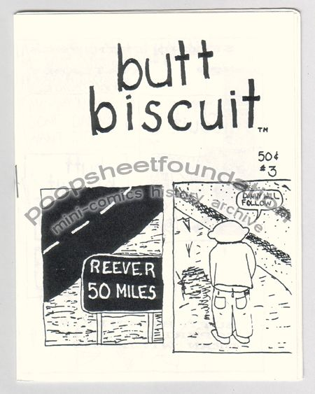 Butt Biscuit #3